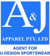 A & J Apparel PTY. LTD logo