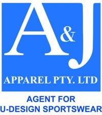 A & J Apparel PTY. LTD logo