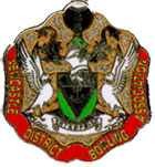 Newcastle District Bowling Association - Club Badge