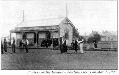 Hamilton Bowling Club