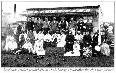 Lowlands Bowling Club