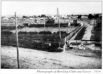 Waratah Bowling Club